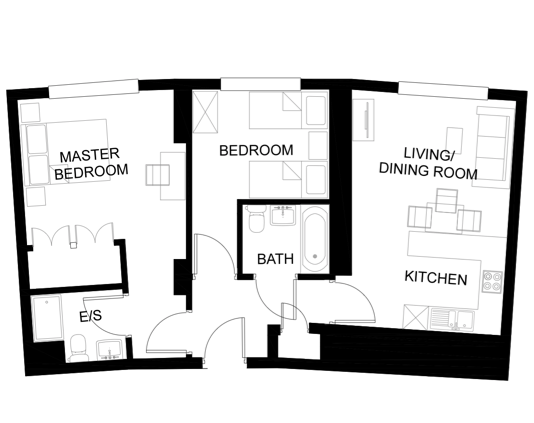 watford luxury serviced apartment